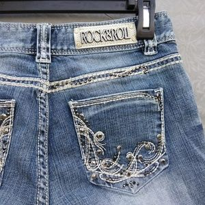 Rock & Roll Cowgirl BootCut Jeans